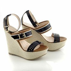 # rock style platform Rock Style, Summer 2014, Cinderella, Fashion Shoes, Platform, Wedges, Women, Rocker Style, Heel