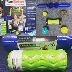 #RunBetter all the gear with the ideas massage tools rollers stretching aids #strengthandconditioning #functionalmovement #sportsmassage