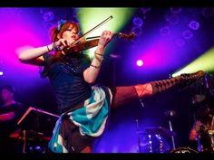 Lindsey Stirling Tour --- She rocks, EPIC...