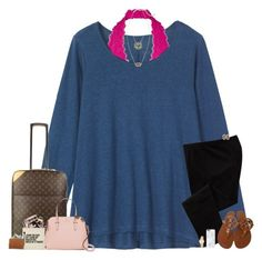"""""""Day 1: Plane Ride to Los Angeles!"""" by maggie-prep ❤ liked on Polyvore featuring Toast, Free People, Old Navy, Tory Burch, Beats by Dr. Dre, Kendra Scott, Louis Vuitton, MAC Cosmetics, Too Faced Cosmetics and tarte"""