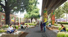 .: Pitching the City: Parque Underline de Miami ganha prêmio internacional