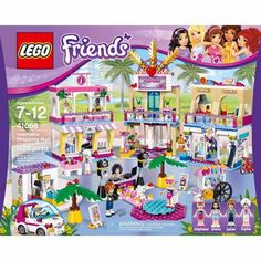 Heartlake Shopping Mall LEGO Friends | Kids Cool Toys UK