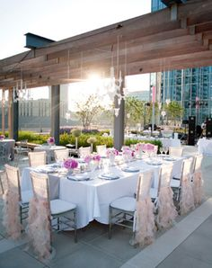 great out door space for a wedding, by style me pretty