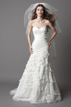 my lovely dress :) our big day