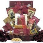 Chocolate Delights Chocolate Gift Basket