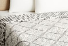 JOHN ROBSHAW Hedge Quilt | queen, 395.00 retail | king, 425.00 retail