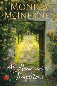 Current Read =  At Home with the Templetons by Monica McInerney