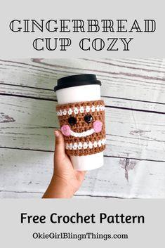 Crochet Cup Cozy Pattern Free Easy To Crochet Mug Cozy Patterns Crochet Cup Cozy Pattern Fiber Flux Free Crochet Pattern Supermomsuperdad Coffee Cozy. Crochet Cup Cozy Pattern Mug Cozy Crochet Pattern Crochet Coffee Cozy, Crochet Cozy, Free Crochet, Free Easy Crochet Patterns, Crocheting Patterns, Coffee Cup Cozy, Crochet Ideas, Crochet Projects, Coffee Cozy Pattern