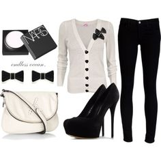 Cute outfit. Linz, this is too cute not to repin