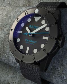 RESCO Patriot Watch 3