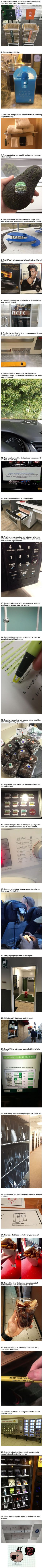29 Things That Will Make You Say Damn Thats Genius - Genius Meme - Freaking awesome want 'em all The post 29 Things That Will Make You Say Damn Thats Genius appeared first on Gag Dad. The More You Know, Good To Know, Haha, Take My Money, Humor Grafico, Cool Inventions, Freaking Awesome, Totally Awesome, Thats The Way