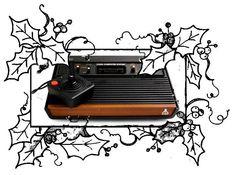 Storie di Natali Interlogici --- aspettando Natale 2013  Nel 1979 è stato rilasciato anche un semplice strumento per programmare che si chiamava Basic Programming. Si poteva far muovere un quadrato sullo schermo dandogli delle semplici istruzioni. E fu così che il futuro interlogico iniziò a programmare!