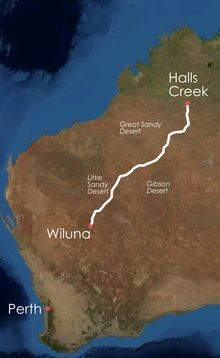 The Canning Stock Route is one of the toughest and most remote tracks in the…