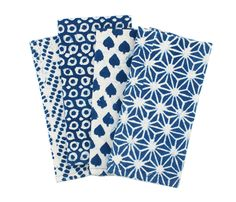Nila Collection cotton napkins from Walter G