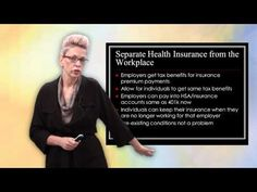 Dr. Jill Vecchio--PPACA Pt 7 Real Reform Ideas