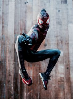 Amazing Spider-Man Inspired Miles Morales