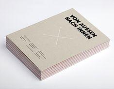 """Check out this @Behance project: """"Von Aussen Nach Innen"""" https://www.behance.net/gallery/6738533/Von-Aussen-Nach-Innen"""