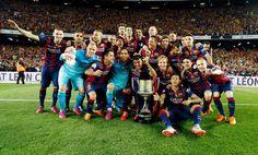Barcelona campeón de la Copa del Rey 2014-2015