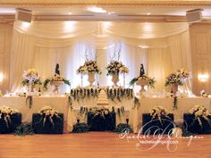 Backdrops - Wedding Decor Toronto Rachel A. Clingen Wedding & Event Design