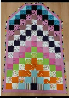 Fish Quilt Pattern, Quilt Patterns, The Block, English Paper Piecing, Silhouette Design, Hanging Table, Quilt Tutorials, Table Runners, Quilts