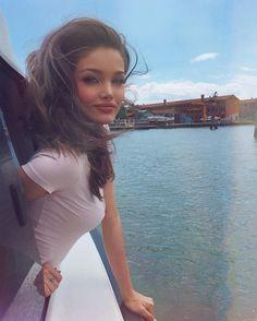 """Katya Smirnova - """"How beautiful here! There will be many photos """""""