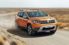 New Dacia Duster - official pics show revamped design - Autocar. Toura?