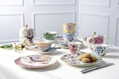 Shop the Official Wedgwood Online Store for luxury fine bone china crockery, dinner sets, home décor, jasperware & beautiful gifts. Afternoon Tea At Home, Wedding Gift List, Wedding Stuff, Restaurant, Decoration Table, Wedgwood, High Tea, Bone China, Cup And Saucer