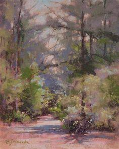 Through the Woods - Barbara Jaenicke