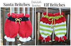 Hold on to your britches…or better yet pass them along as a hostess gift! With the holiday season in full swing, cookie swaps, holiday parties, and gift exchanges are in no short demand. These adorable Christmas Version Dishcloth Britches, made...Read more