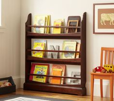 Madison 3-Shelf Bookrack