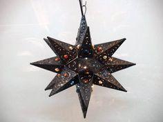 Tin Star large - bronze