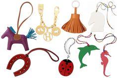 Hermes Bag Charms