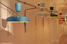 lampes © Pierre Guariche