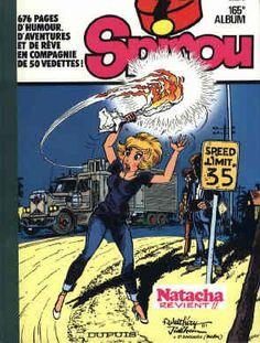 Album Spirou N° 165