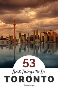 A complete guide to top attractions in Toronto, Canada. This travel guide includes the 53 best thing Quebec, Places To Travel, Travel Destinations, Places To Visit, Banff, Rocky Mountains, British Columbia, Toronto Travel, Toronto Tourism