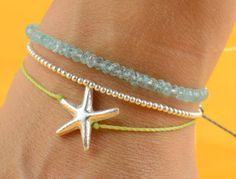 Hey, I found this really awesome Etsy listing at https://www.etsy.com/listing/219480331/star-charm-bracelet-sterling-silver
