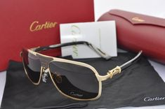 5d5509c30775ad fashionable cartier santos aviator sunglasses sales to shop NOW  48.78  Cartier Glasses Men, Cartier Sunglasses