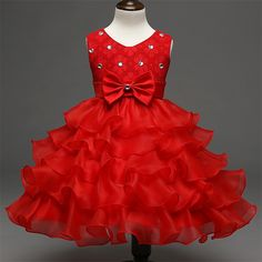 Encontrar Más Vestidos Información acerca de Vestido de verano para las niñas…