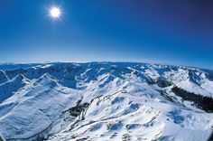 Soldeu, Andorra. I wish I were skiing right now ...