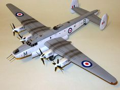 By Tony Prince — This is the first major 1/72nd kit I have built since around 1985: usually I do 1/48 & 1/32 scale, however the Shackleton has always been a favourite & at just over half a metre wingspan it's not small! Beautifully moulded & detailed as I have come to expect from Airfix these days, the Shackleton…...