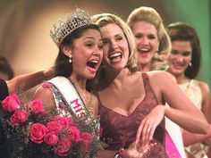 Tinseltown in Tiaras! Stars You Didn't Know Were Pageant Queens | People