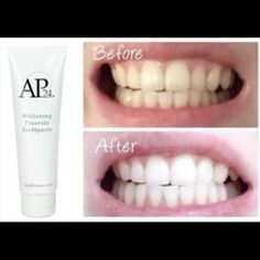 Peroxide free tooth whitening paste