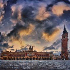 Krakow, Poland: much love to my city