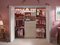 Custom Closets Organizers this will be good for our 10ft ceilings