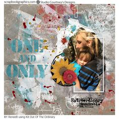 Love all the artsy Mixed Media elements of this new kit by Courtney's Designs - Out of the Ordinary http://shop.scrapbookgraphics.com/out-of-the-ordinary-bundle-bonus.html