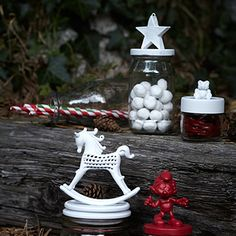 Don't miss our gorgeous guide to a crafty Christmas with these easy DIY decs. Click through for a sneak peek video. Christmas Trends, Christmas Deco, Christmas Crafts, Christmas Ornaments, Peppermint Tea, Enchanted, Make Your Own, Easy Diy, Homemade