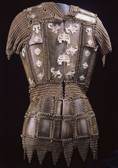 Moro (Philippine, Mindanao) mail and plate armor, 19th century