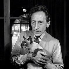 ALONGTIMEALONE: Jean Cocteau et son chat