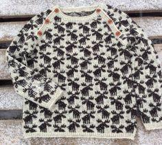 Elge, Moose knit sweater