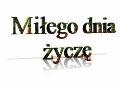 Wiersze,Gify Na Dzień Dobry ...: Gify Milego dnia - herbata , kawa Ms